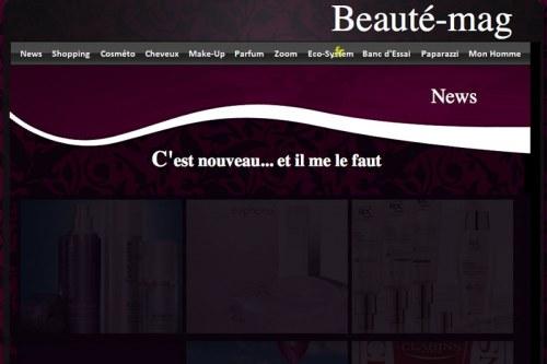 Beauté-mag dot fr