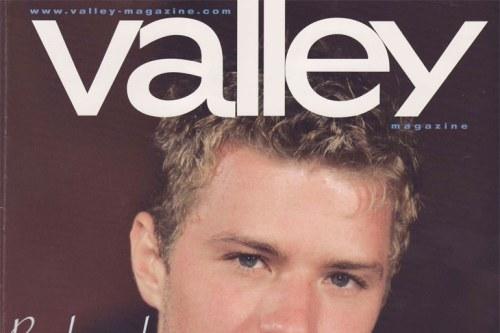 Valley Magazine cover 2008