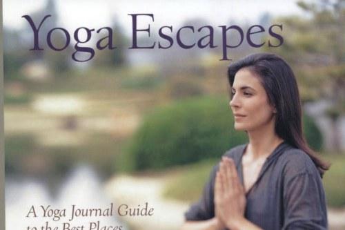Yoga Escapes cover